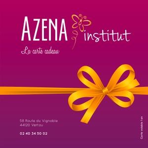 carte cadeau Azena Vertou